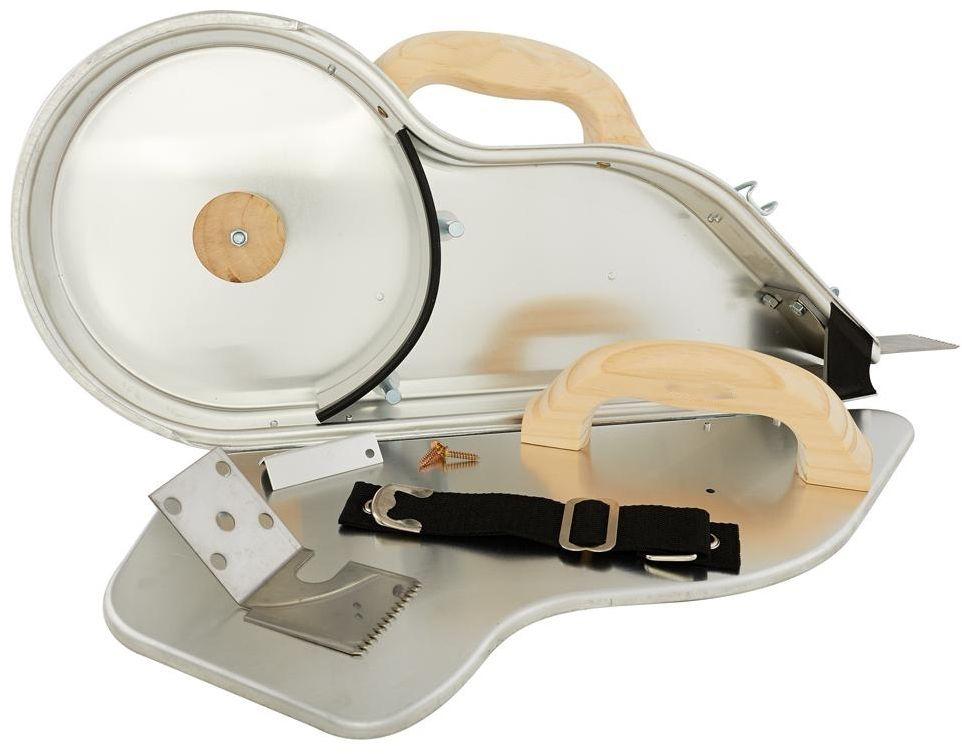Banjo - для быстрой наклейки ленты на швы гипсокартона